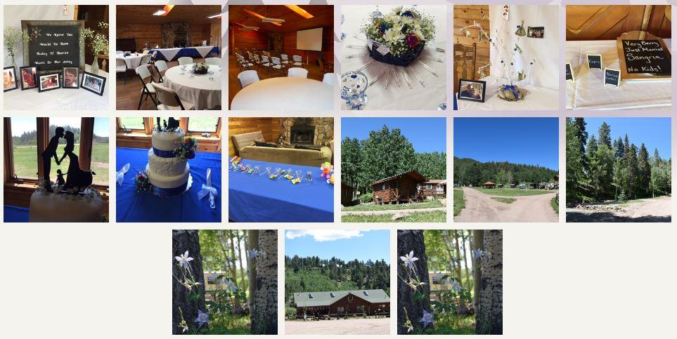 Aspen Acres Campground - Outdoor Weddings