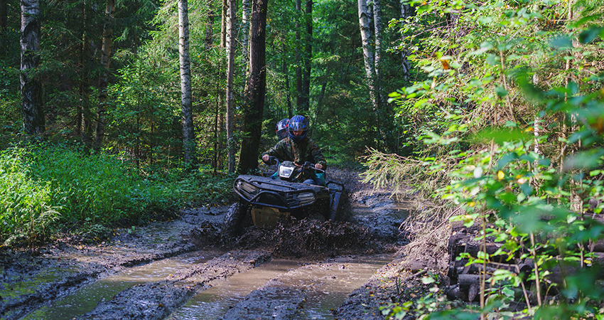 Aspen Acres Campground Rye Colorado - ATV - OHV - Trails - Off Road Driving