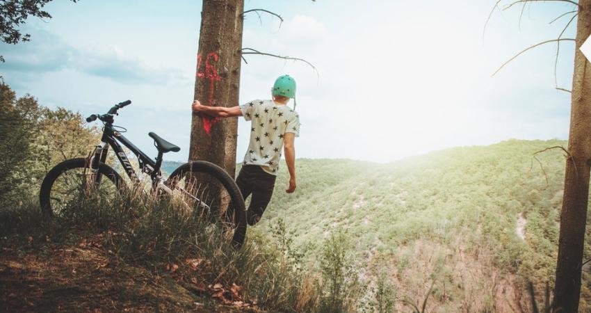 Aspen Acres Campground Rye Colorado - Mountain Bike Trails