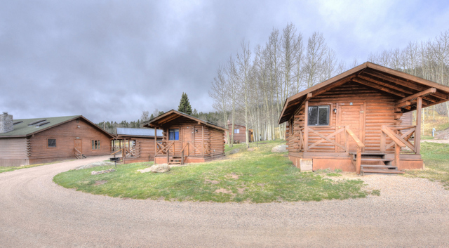 Aspen Acres Campground Rye Colorado - from Camping to Glamping - Cabins