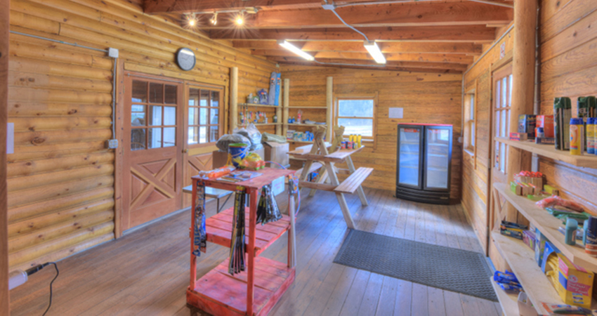 Aspen Acres Campground - Colorado Camping - Camp Store