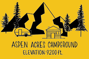 Aspen Acres Campground Logo