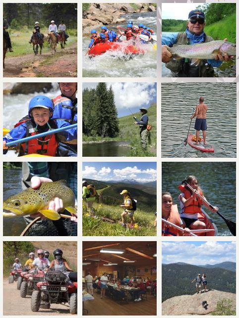 Aspen Acres Campground Rye Colorado - Local Activities