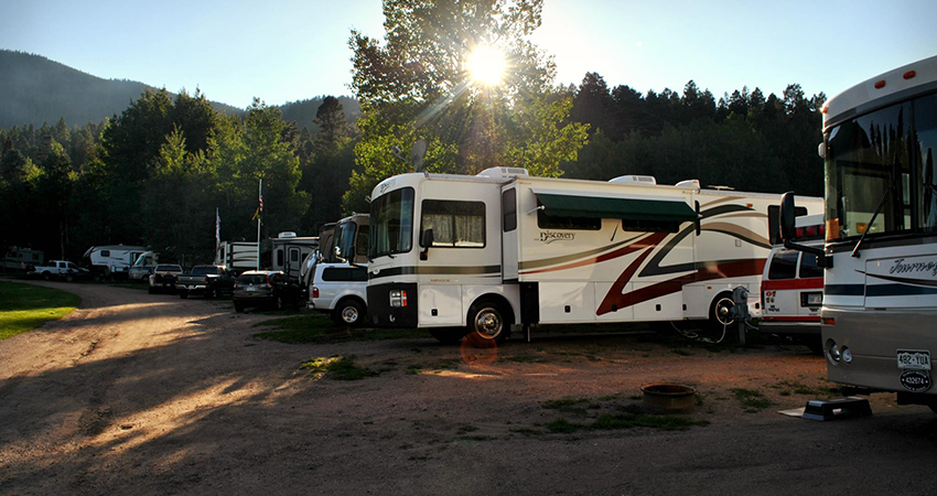 Aspen Acres Campground - Cabins - Full Hook Ups - Tent Sites