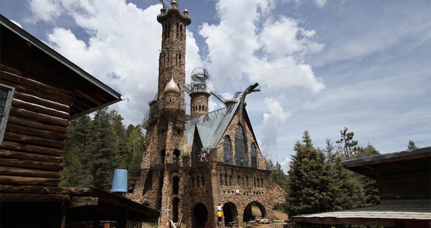 Aspen Acres Campground Rye Colorado - Local Attractions Bishop Castle