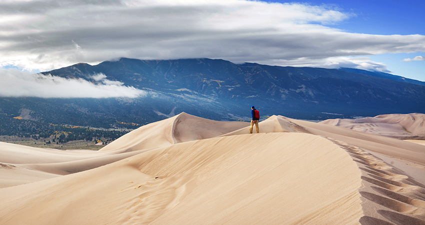 Aspen Acres Campground Rye Colorado - Local Attractions Great Sand Dunes