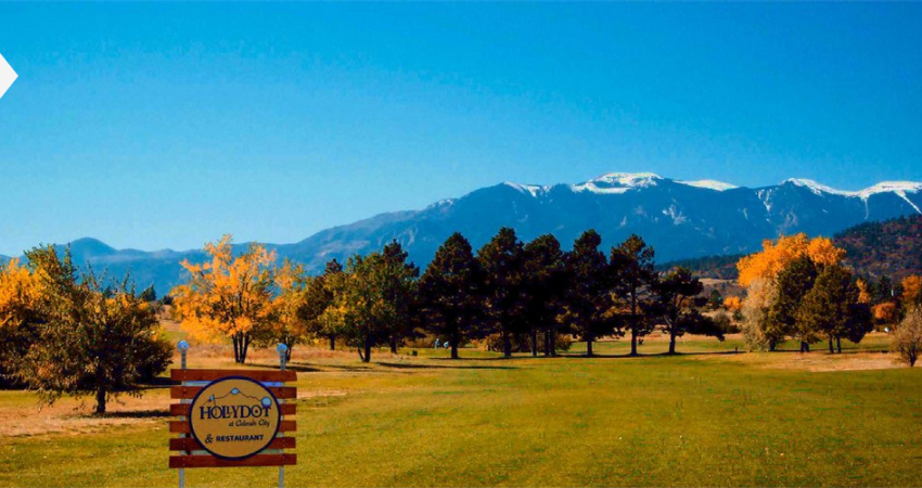 Aspen Acres Campground - Rye Colorado Golfing
