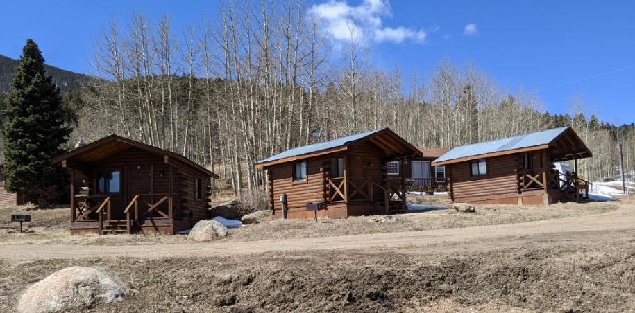 Aspen Acres Campground Colorado - Sleeper Cabins